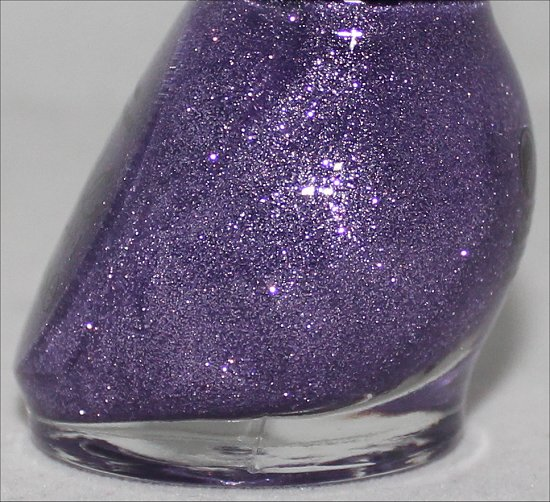 Nicole by OPI Amethyst Texture Pictures & Swatch