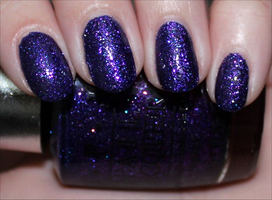 OPI DS Temptation Swatch & Review