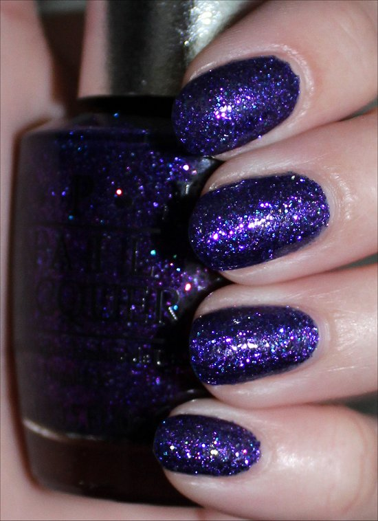OPI DS Temptation Swatches & Review