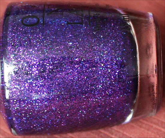 OPI Designer Series Temptation Swatch & Review
