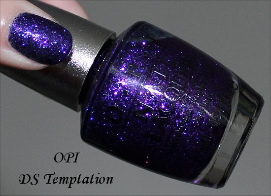 OPI Designer Series Temptation Swatches & Review