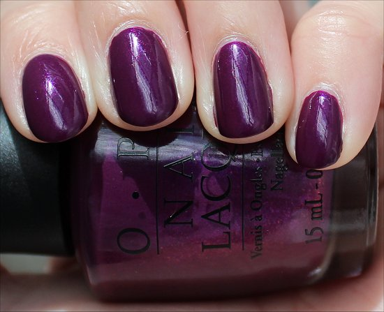 OPI Louvre Me Louvre Me Not Review & Photos