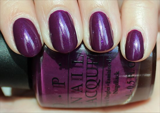 OPI Louvre Me Louvre Me Not Review & Pics