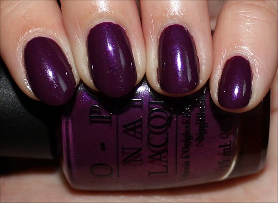 OPI Louvre Me Louvre Me Not Review & Swatch