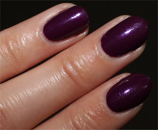 OPI Louvre Me Louvre Me Not Swatch, Review & Photos