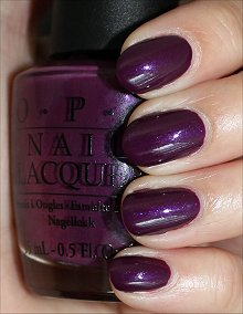OPI Louvre Me Louvre Me Not Swatches & Review