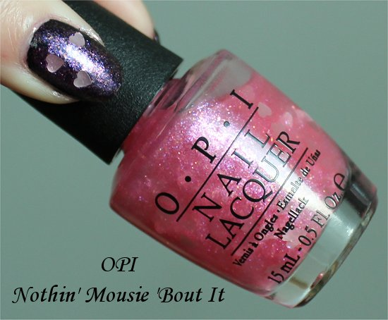 OPI Nothin Mousie About It Swatch & Review