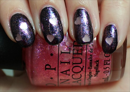 OPI Nothin' Mousie 'Bout It Swatch & Review