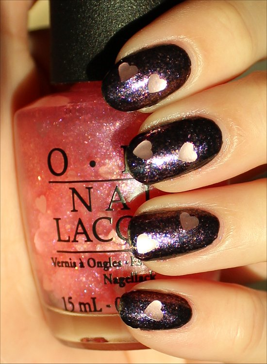OPI Nothin' Mousie 'Bout It Swatches & Review