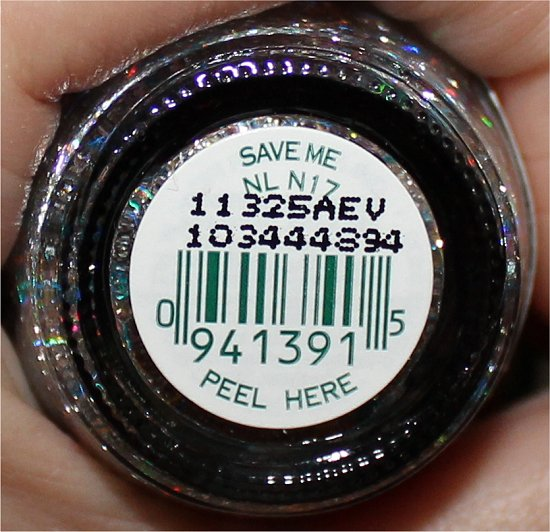 OPI Save Me Pictures, Review & Swatches