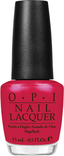 OPI The Color Of Minnie OPI Vintage Minnie Mouse Collection Press Release & Promo Pictures