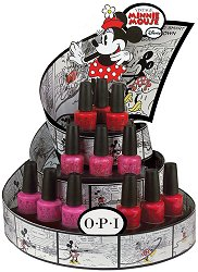 OPI Vintage Minnie Mouse Collection Press Release & Promo Pictures