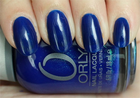 Orly Royal Navy Review & Swatch