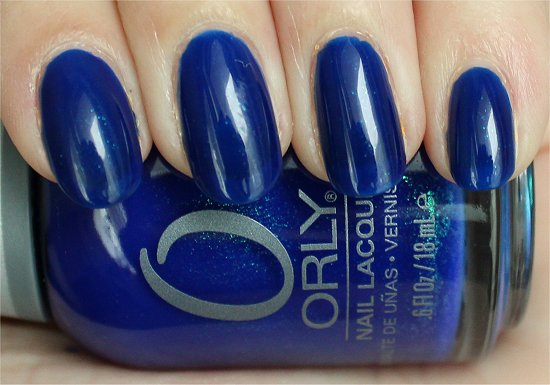 Orly Royal Navy Review & Swatches