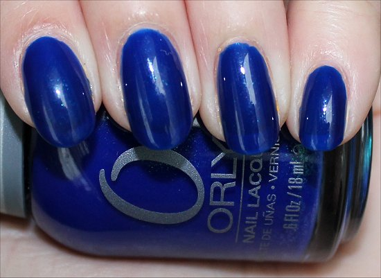 Orly Royal Navy Swatches Amp Review Swatch And Learn