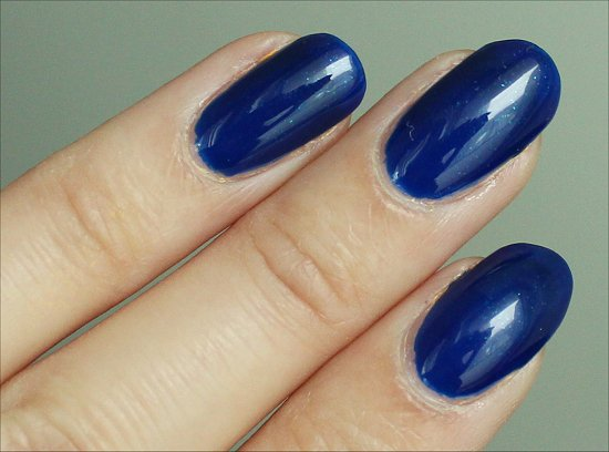 Orly Royal Navy Swatch, Review & Pics