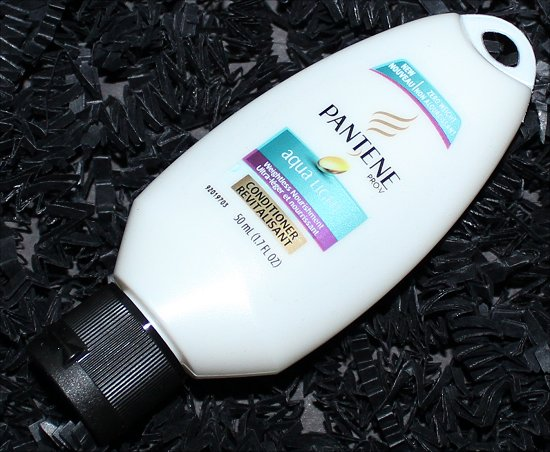 Pantene Pro-V Aqua Light Conditioner LooseButton LuxeBox April Review & Pics