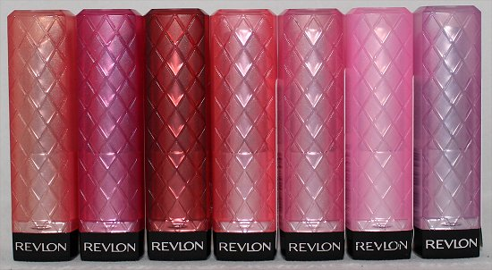 Revlon ColorBurst Lip Butter Haul Swatch And Learn