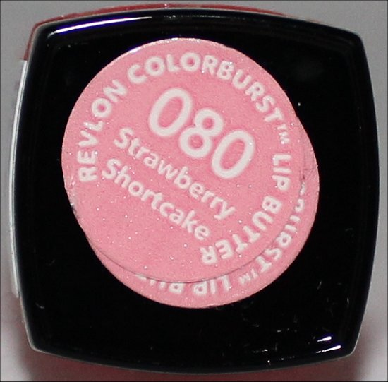 Revlon ColorBurst Strawberry Shortcake Lip Butter Swatches & Review