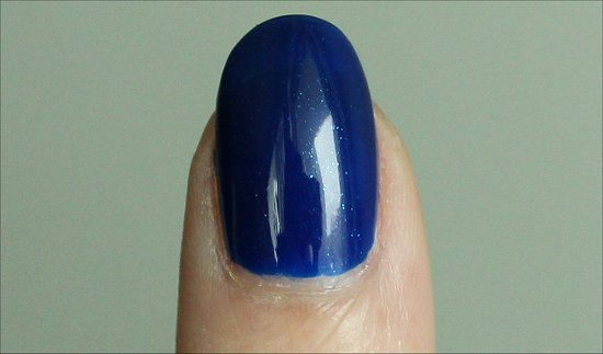 Royal Navy Orly Review, Swatches & Photos