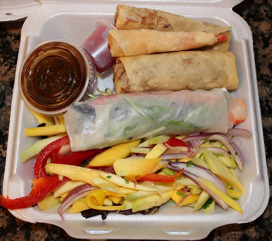 Spring Rolls Food Cravings