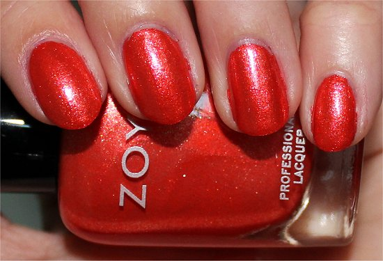 Zoya Myrta Swatch & Review