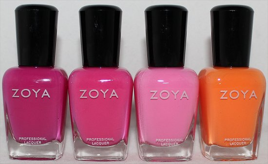 Zoya Skittle Nail Art Pictures