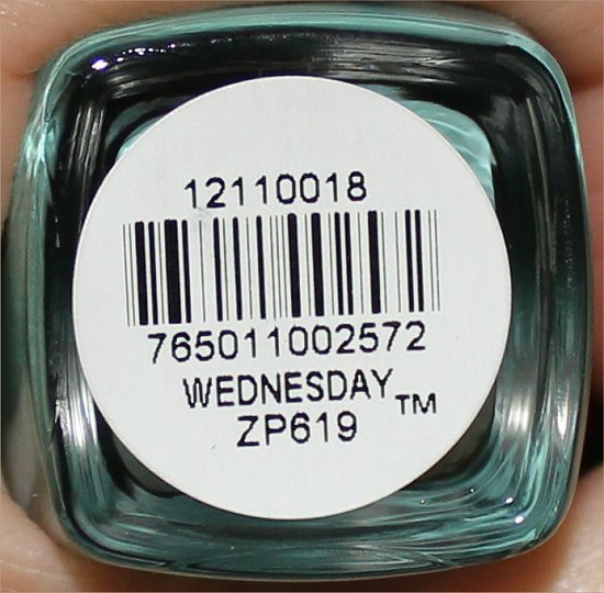 Zoya Wednesday Pictures & Review