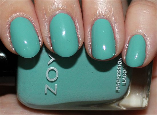 Zoya Wednesday Review & Photos