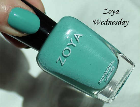 Zoya Wednesday Review & Swatch