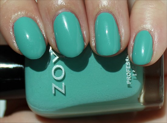 Zoya Wednesday Review & Swatches