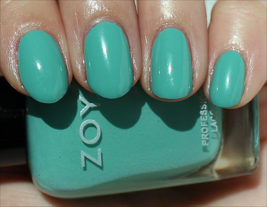 Zoya Wednesday Swatch & Review