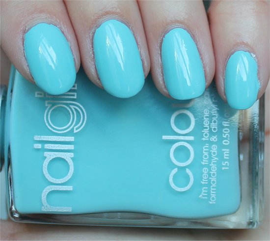 nailgirls Aqua 1 Review & Pictures