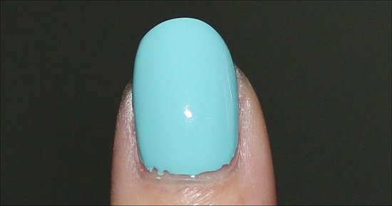 nailgirls Aqua #1 Review & Swatc