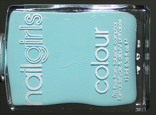 nailgirls Aqua #1 Review & Swatches