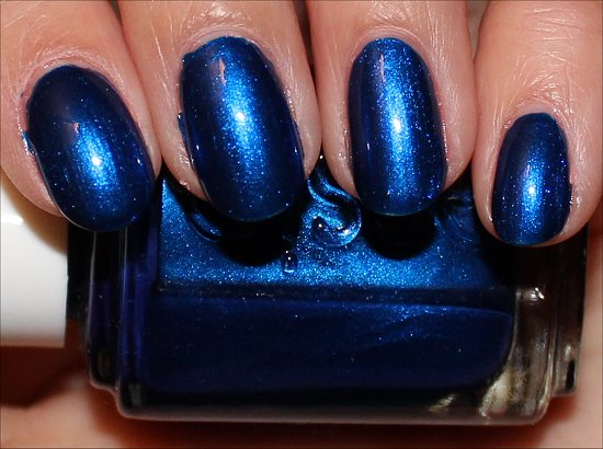 Aruba Blue Essie Swatches, Review & Pics