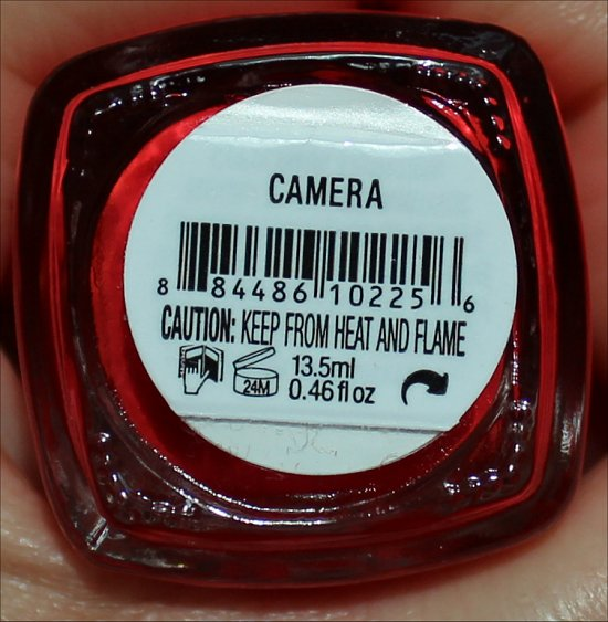 Camera by Essie Review & Swatch
