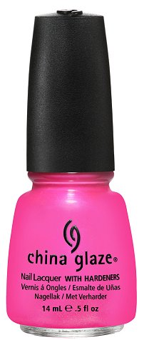China Glaze Hang-Ten Toes China Glaze Summer Neons Collection Press Release & Promo Pictures