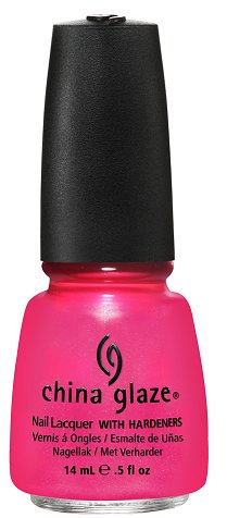 China Glaze Love's a Beach China Glaze Summer Neons Collection Press Release & Promo Pictures