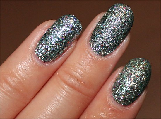 China Glaze Optical Illusion Review, Swatch & Pictures