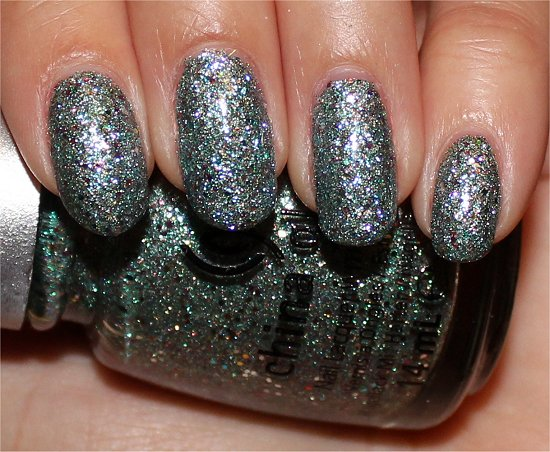 China Glaze Optical Illusion Review & Swatch