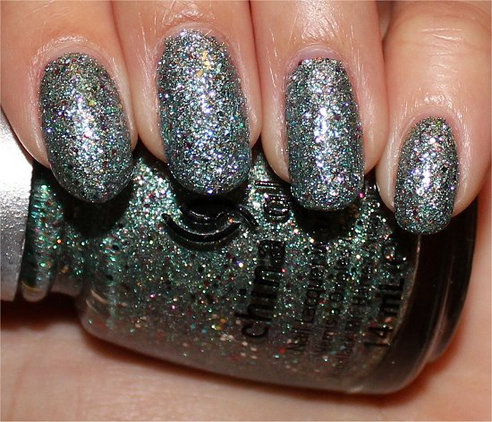 China Glaze Optical Illusion Review & Swatches