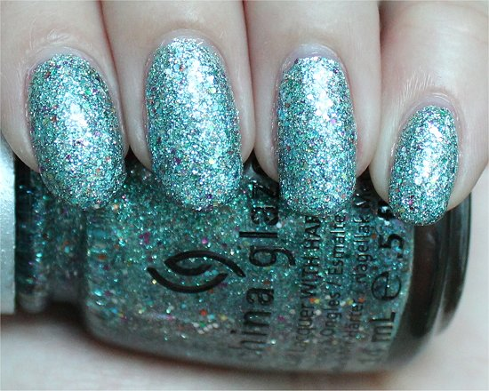 China Glaze Optical Illusion Review