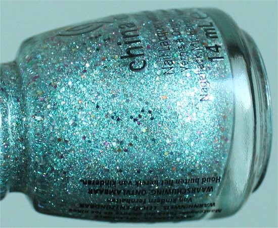 China Glaze Optical Illusion Swatch, Review & Photos