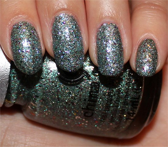 China Glaze Optical Illusion Swatch & Review