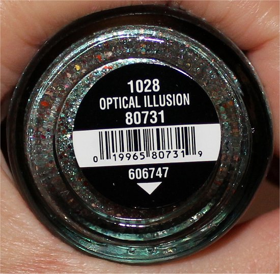 China Glaze Optical Illusion Swatch