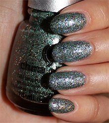 China Glaze Optical Illusion Swatches & Review