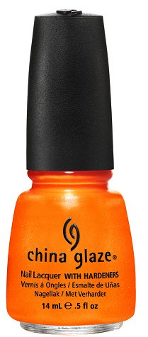 China Glaze Orange You Hot China Glaze Summer Neons Collection Press Release & Promo Pictures