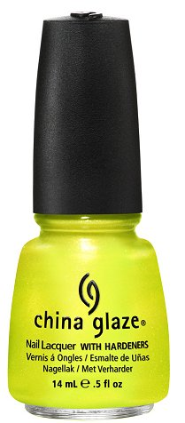 China Glaze Sun-Kissed China Glaze Summer Neons Collection Press Release & Promo Pictures