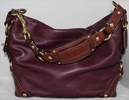 Coach Leather Handbags On